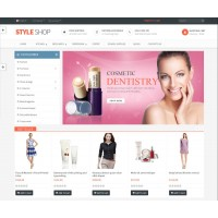 Style Shop Template 1