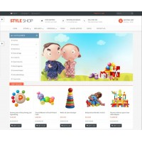 Style Shop Template 2